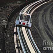 Maglev Train, Japan Poster