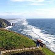Magnificent Oregon Coast Poster