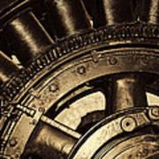 Main Generator Wheel Poster