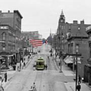 Main Street America Poster