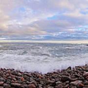 Maine Ocean  Poster