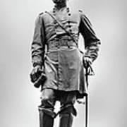 Major General John Reynolds Statue At Gettysburg Poster by Randy Steele
