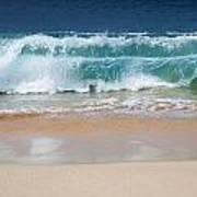 Makena Waves Poster