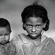 Malagasy Children Poster