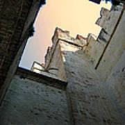 Malcesine Castle-lago Di Garda Poster