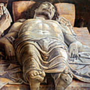 Mantegna: The Dead Christ Poster