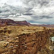 Marble Canyon Overlook Poster