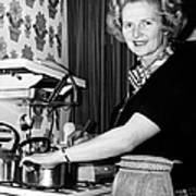 Margaret Thatcher (1925- ) Poster