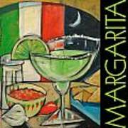 Margarita Poster Poster