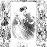Marie Taglioni (1804-1884) Poster