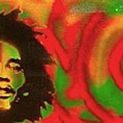 Marley Love Poster