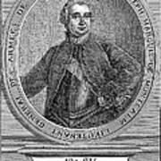 Marquis De Montcalm Poster