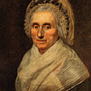 Mary Washington - First Lady  Poster