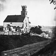 Maryland: Church, 1862 Poster