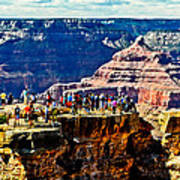 Mather Point Poster
