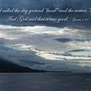 Maui Scripture I Poster