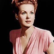 Maureen Ohara, Ca. 1946 Poster