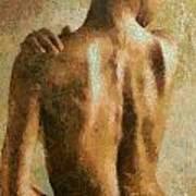 Maya Desnuda Poster