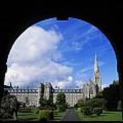 Maynooth Seminary, Co Kildare, Ireland Poster