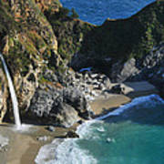 Mcway Falls Poster