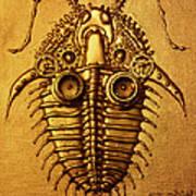 Mecha-trilobite 3 Poster