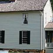 Meeks Store Appomattox Court House Virginia Poster