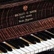 Mehlin And Sons Piano Poster