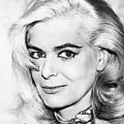 Melina Mercouri (1923-1994) Poster