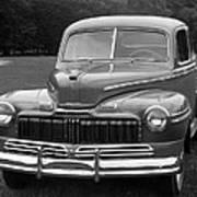 Mercury, 1945 Poster