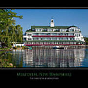 Meredith Inn Poster by Jim McDonald Photography