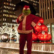 Merry Grinchmas Poster