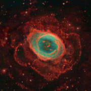 Messier 57, The Ring Nebula Poster