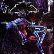 Metal Eve Poster