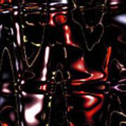 Metal Fractals 1 Poster