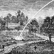 Meteoric Impact, 17th Century Poster