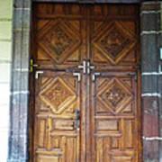 Mexican Door 29 Poster