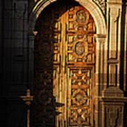 Mexican Door 31 Poster