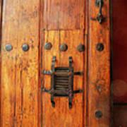 Mexican Door Decor 10  Poster