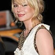 Michelle Williams Wearing A 3.1 Phillip Poster