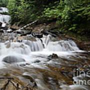 Michigan Waterfall Poster