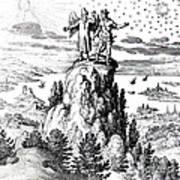 Microcosm, Macrocosm, 17th Century Poster