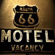 Midnight On 66 Poster