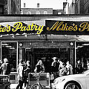 Mikes Pastry In Boston 2011 Poster