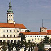 Mikulov Castle Poster