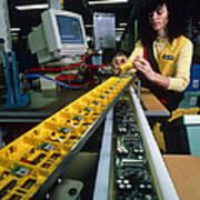 Mindstorm Programmable Lego Brick Manufacture Poster