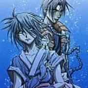 Misao And Aoshi Poster