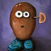 Misfit Potato Head 3 Poster