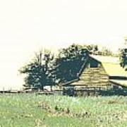 Mississippi Farm Old Highway 61  Poster