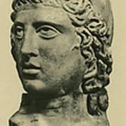 Mithras, Zoroastrian Divinity Poster