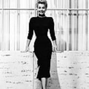 Mitzi Gaynor, Ca. 1950s Poster by Everett
